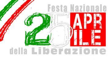 25 aprile 2021 - Anniversario della Liberazione d\'Italia