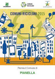 Comune Riciclone 2015