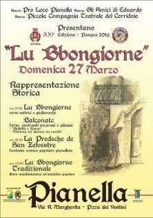 Lu Bbongiorne 2016
